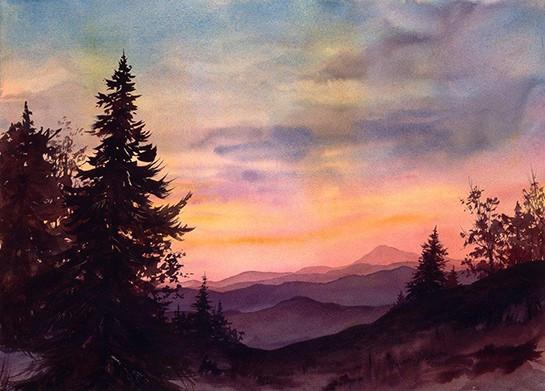 Softly-Sunset